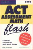 ACT Math Flash, Peterson's Guides Staff, 0768906288