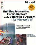 Building Interactive Entertainment and E-Commerce Content for Microsoft TV, Krebs, Peter and Hammerquist, Julie, 0735606285