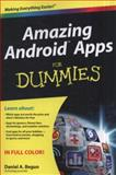 Amazing Android Apps for Dummies, Daniel A. Begun, 0470936290