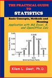 The Practical Guide to Statistics 9780970806291