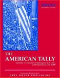 The American Tally 2002-2003 : A Comparative Guide to American Cities, David Garoogian, 1930956290
