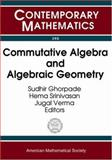 Commutative Algebra and Algebraic Geometry, , 0821836293