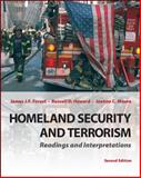 Homeland Security and Terrorism: Readings and Interpretations, Forest, James and Howard, Russell, 0078026296