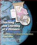 Teaching and Learning at a Distance, Michael R. Simonson and Michael Albright, 013094629X