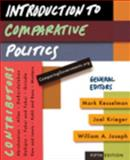 Introduction to Comparative Politics, Kesselman, Mark and Krieger, Joel, 0547216297