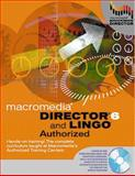Director 6 and Lingo Authorized, Macromedia, Inc. Staff, 0201696290