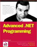 Advanced .NET Programming, WROX Author Team, 1861006292