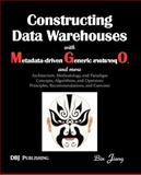Constructing Data Warehouses with Metadata-Driven Generic Operators, and More, Bin Jiang, 1469956292