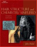 Hair Structure and Chemistry Simplified, Schoon, Douglas D. and Halal, John, 156253629X