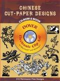 Chinese Cut-Paper Designs, Dover Staff, 0486996301