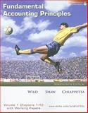 Fundamental Accounting Principles, Wild, John J. and Shaw, Ken W., 0073366307