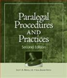 Paralegal Procedures and Practices, Hatch, Scott and Hatch, Lisa Zimmer, 1428376305