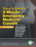 Rosen and Barkin's 5-Minute Emergency Medicine Consult, , 1608316300