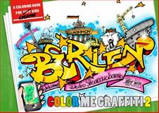 Color Me Graffiti 2, From Here To Fame Publishing, 3937946306