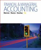 Financial and Managerial Accounting, Warren, Carl S. and Duchac, Jonathan, 1285866304