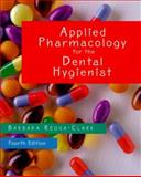 Applied Pharmacology for the Dental Hygienist 9780815136309