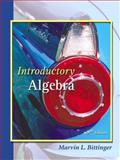 Introductory Algebra, Bittinger, Marvin L., 020174631X