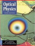 Optical Physics, Lipson, Stephen G. and Lipson, Henry, 0521436311