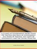 A Glance at Government, Cicero Willis Harris, 1147736316