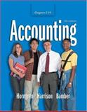Accounting (Chapters 1-18), Horngren, Charles T. and Harrison, Walter T., 0131436317