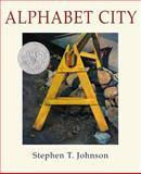 Alphabet City, Stephen T. Johnson, 0670856312