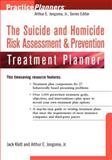 The Suicide and Homicide Risk Assessment and Prevention Treatment Planner 9780471466314