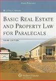 Basic Real Estate and Property Law for Paralegals, Third Edition, Helewitz, Jeffrey A., 0735576319