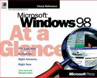Microsoft Windows 98 at a Glance, Joyce, Jerry and Moon, Marianne, 1572316314