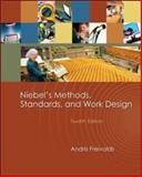 Niebel's Methods, Standards, and Work Design, Freivalds, Andris and Niebel, Benjamin, 0073376310