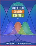 Introduction to Statistical Quality Control, Montgomery, Douglas C., 0471656313