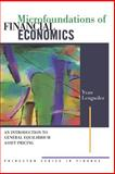 Microfoundations of Financial Economics : An Introduction to General Equilibrium Asset Pricing, Lengwiler, Yvan, 0691126313