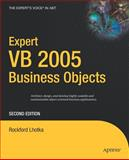 Expert VB 2005 Business Objects, Lhotka, Rockford, 1590596315