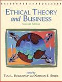 Ethical Theory and Business, Bowie, Norman E., 0131116320