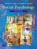 Social Psychology, Hogg, Michael A. and Vaughan, Graham M., 0130336327