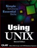 Using Unix, Dtr Business Systems Staff, 0789716321