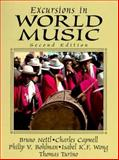 Excursions in World Music, Nettl, Bruno and Capwell, Charles, 0132306328