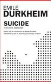 Suicide, Emile Durkheim, 0684836327