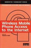 Wireless Mobile Phone Access to the Internet, Sigurd Lewerentz, Thomas Noel, 1903996325