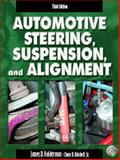 Automotive Steering, Suspension, and Alignment and Worktext and CD Pkg, Halderman, James D. and Mitchell, Chase D., 013109632X