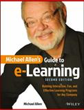 Michael Allen's Guide to E-Learning 2nd Edition