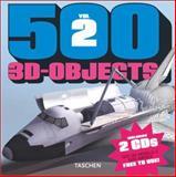 500 3D-Objects, Julius Wiedemann, 3822816329