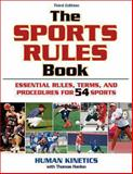 The Sports Rules Book 9780736076326