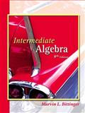 Intermediate Algebra, Bittinger, 0201746328