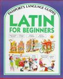 Latin for Beginners, Angela Wilkes, 084428632X