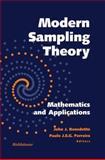Modern Sampling Theory : Mathematics and Applications, , 1461266327