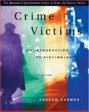 Crime Victims 9780534616328