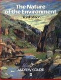 The Nature of the Environment, Goudie, Andrew S., 0631186328
