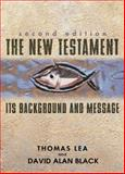 The New Testament, Thomas Lea, 0805426329