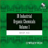 IR Industrial Organic Chemicals Volume 1, BASF, 3527316329