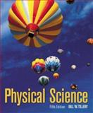 Physical Science, PowerWeb and OLC Passcode Card, Tillery, Bill W., 0072476338